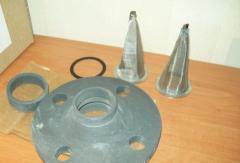 Mounting kit DU 50 — AAKI 305.651.019