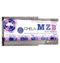 Минералы OLIMP LABS CHELA MZB – ZMA (60...