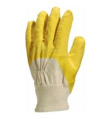 Protective JUMBO gloves for the worker of jet and