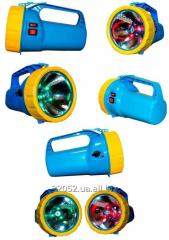 "Lamp accumulator portable ""Station"