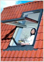 Srednepovorotny windows
