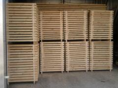 Timber for pallets