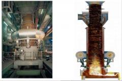 Mine OxiCup furnace