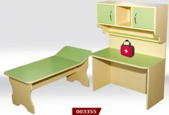 Мебель для детского сада Больница 003355
