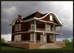 Проекты домов типовые