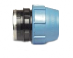 The adapter, Fitting for polyethylene pipes