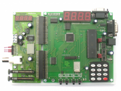 EV8031/AVR hardware and software system Pro