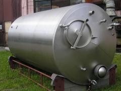 Баки аккумуляторы для горячей воды