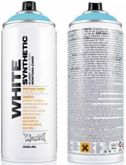 Paint for graffiti of the MONTANA WHITE series 400