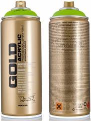 Paint for graffiti of the MONTANA GOLD series 400