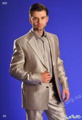 Костюм мужской West fashion (тмк 023)
