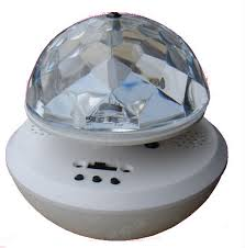 Светодиодный мини диско шар Led Magic Ball Light