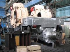 Машины для завалки мартеновских печей
