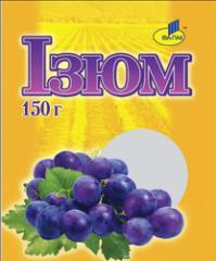 Изюм в пакетиках ТМ Ива Пак в Украине, Купить,