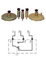 DN-2,5 pressure sensor relay; DN-6; DN-40;