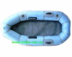 Boat rubber Ide 200