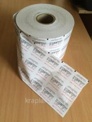 Laminated paper