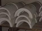 Molded basalt articles