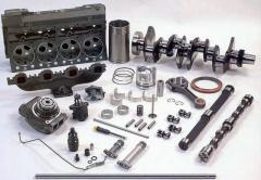 Spare parts of engines for excavators Deutz, John