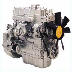 Engines for agricultural machinery of Cummins,