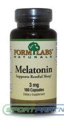 Fl Melatonin of 3 Mg 180 Caps