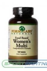 Fl Food Based Women's Multi 120 Tab