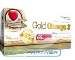 Gold Omega-3 of 65% Epa & Dha - Blister