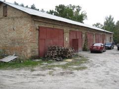 Продам сооружения складские