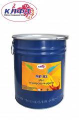 ML-92 varnish, electroinsulating varnish for