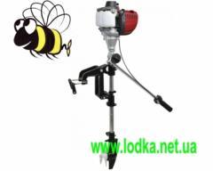 Boat motor Bumblebee of 1,6 h.p. 4-stroke