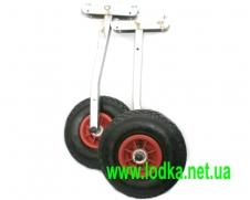 Transom wheels