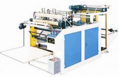 Машина DFR  для производства пакетов типа майка