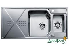 Кухонная мойка Teka EXPRESSION 1 1/2B 1D 12126011