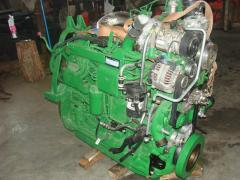 Spare parts for engines Cummins, John Deere,