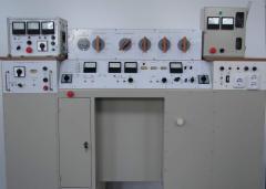 Испытательно - прожигающая установка Р–07