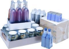 Пленка термоусадочная - для упаковки товара
