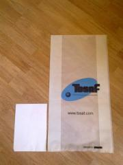 Bag technical - the Filler for cat's toilets