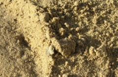 Песок речной строительный