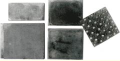 Плоские плиты для внутренних профилей коллекторов