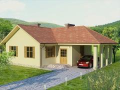 Granada project 107,86m ²