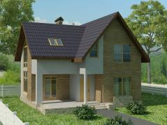 Ares project of 165 m ²