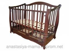 Многофункциональная детская кроватка-диван    Код: