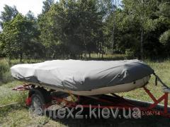 Чехол на ПВХ лодку. из Кордуры 1000D