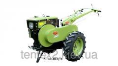 Мотоблок дизельный ZUBR JR-Q78 (8л.с),