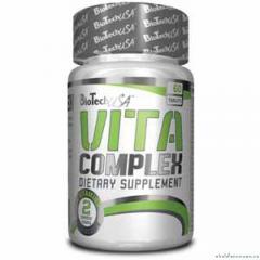 Витамины и Минералы BioTech Vita Complex 60