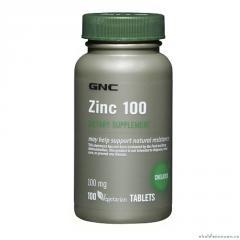 Витамины Цинк GNC Zinc 100 100 таблеток