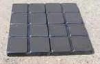 Плоские и фасонные камнелитые изделия для