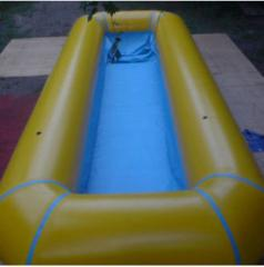 Paddling inflatable pools