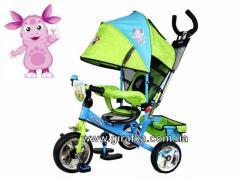 Велосипеди дитячі з 3 колісьми