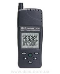 Гигрометр / Термометр / CO2 - ST-501 логгер